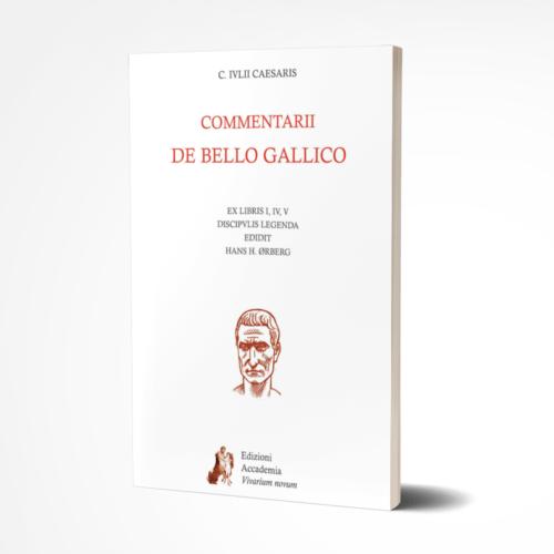 De bello Gallico - Caesar